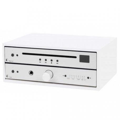 Pro-Ject Design Box 4 PB Acryl white