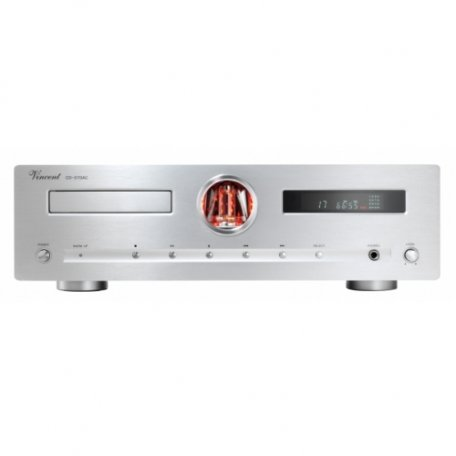 Vincent CD-S7DAC silver