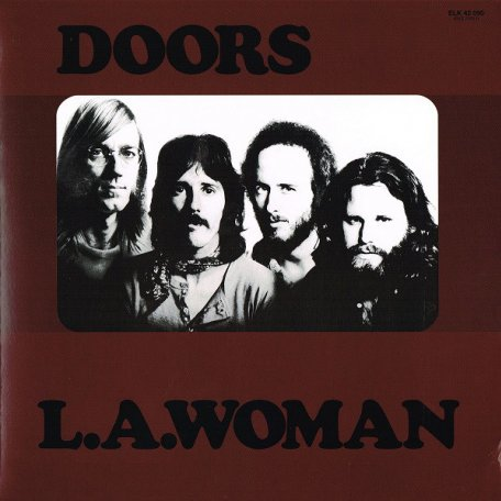The Doors L.A. WOMAN (STEREO) (180 Gram)