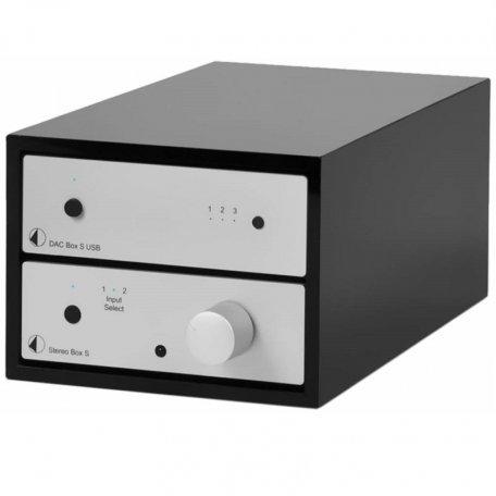 Pro-Ject Design Box 2 PB Acryl piano black