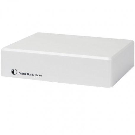 Pro-Ject OPTICAL BOX E PHONO white