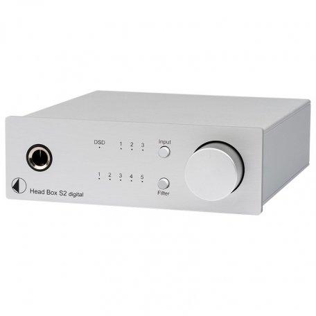 Pro-Ject HEAD BOX S2 Digital silver