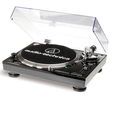 Audio Technica AT-LP120-USB black
