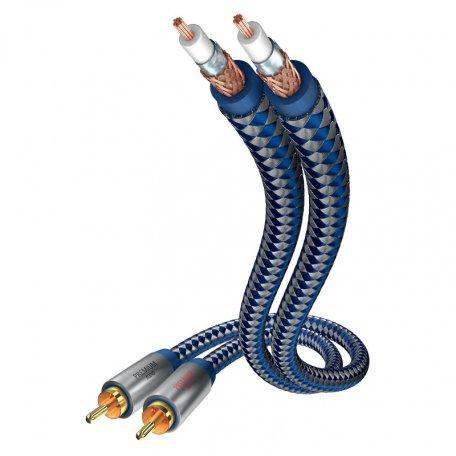 In-Akustik Premium Audio Cable RCA 0.75 м