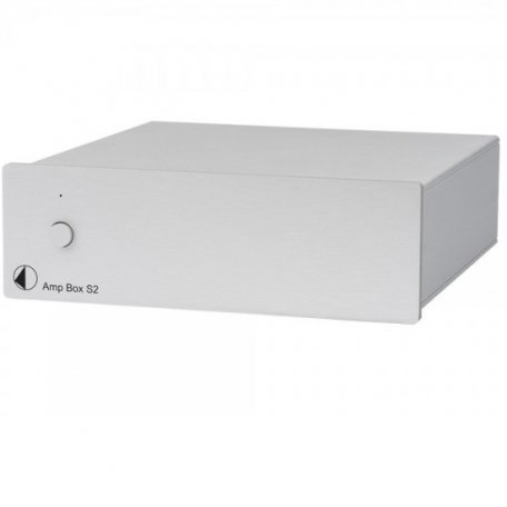 Pro-Ject AMP BOX S2 silver