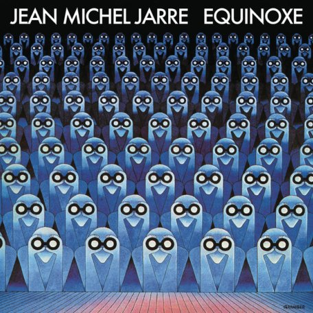 Jean-Michel Jarre EQUINOXE (180 Gram/Remastered)