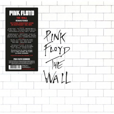PLG THE WALL (180 Gram/Remastered)