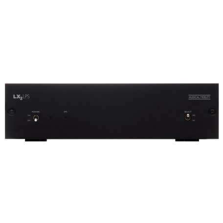 Musical Fidelity LX2-LPS PHONO STAGE, Black
