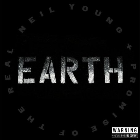 Neil Young EARTH (Gatefold)