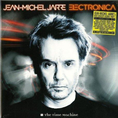 Jean-Michel Jarre ELECTRONICA 1: THE TIME MACHINE (180 Gram)