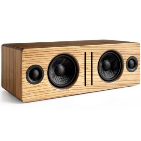 Audioengine B2 Bluetooth zebrawood