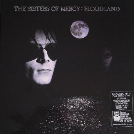 The Sisters of Mercy FLOODLAND (Box set/180 Gram)
