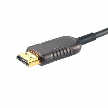 In-Akustik Exzellenz HDMI 2.0 ARMOURED OPTICAL FIBER CABLE, 10.0 m, 009244010
