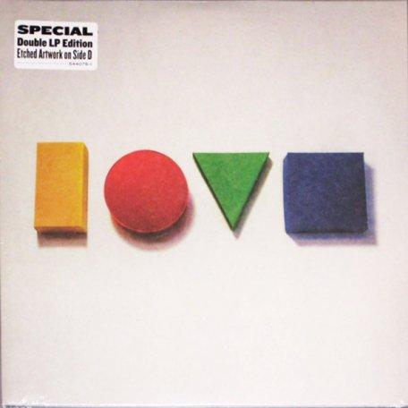 Jason Mraz LOVE IS A FOUR LETTER WORD (180 Gram)