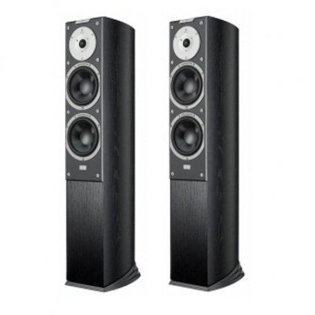 Audiovector SR 3 Super black ash