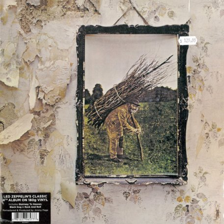 WM LED ZEPPELIN IV (Remastered/180 Gram)