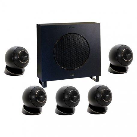 Cabasse EOLE 4 SYSTEM 5.1 black