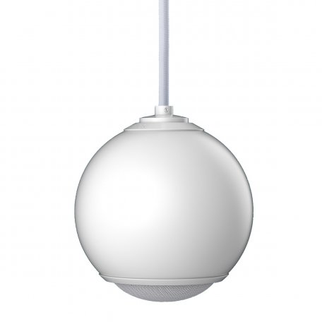Gallo Acoustics A'Diva Single Droplet Matt White + white cable (GA1WDROP)