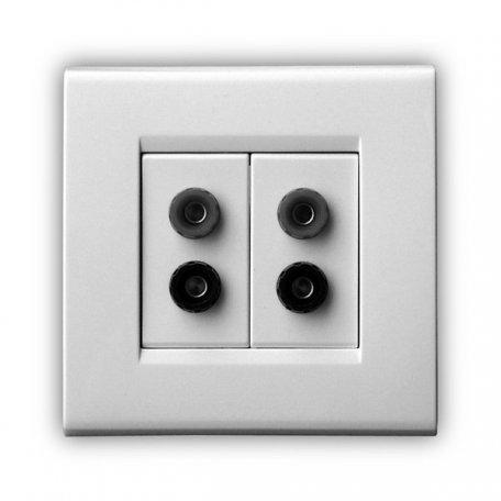 QED AVEQ Speaker Socket WM11
