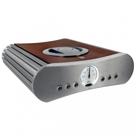 Gato Audio CDD-1 High Gloss Walnut