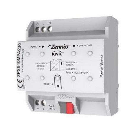 Zennio Источник питания для шины KNX, 640мА ZN1PS-640MPA2