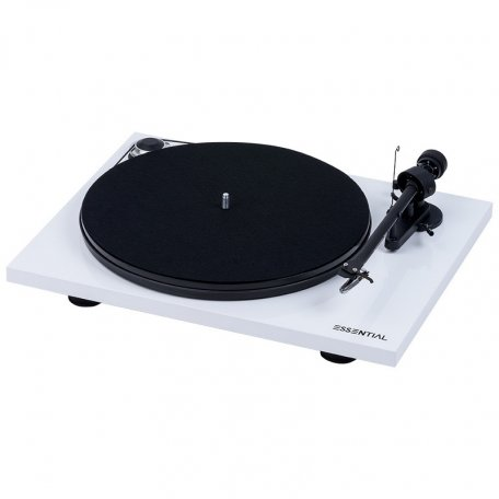 Pro-Ject ESSENTIAL III PHONO (OM 10) white