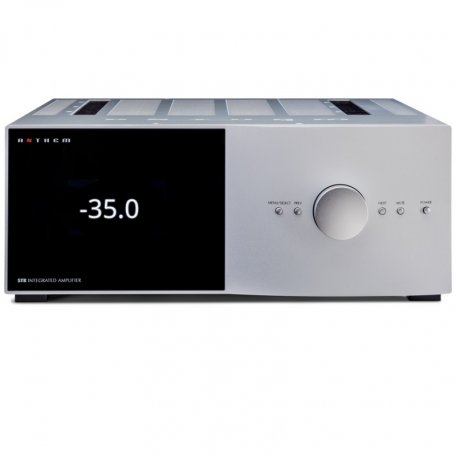 Anthem STR Integrated Amplifier silver