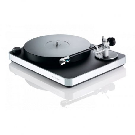 Clearaudio Concept MM (Black & Silver)
