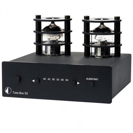 Pro-Ject TUBE BOX S2 black
