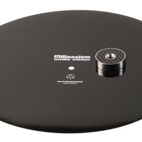 MILLENNIUM AUDIO Carbon LP Mat