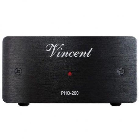 Vincent PHO-200 black