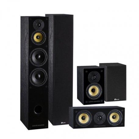 Davis Acoustics Balthus Set 5.0 black ash (70+30+10)