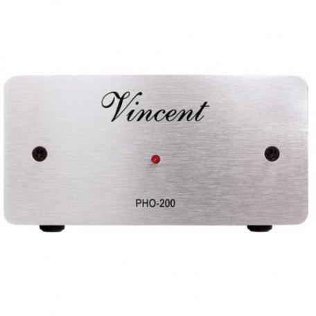 Vincent PHO-200 silver