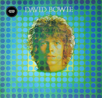 PLG DAVID BOWIE AKA SPACE ODDITY (180 Gram Black Vinyl