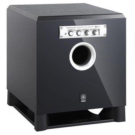 Yamaha YST-SW015 piano black