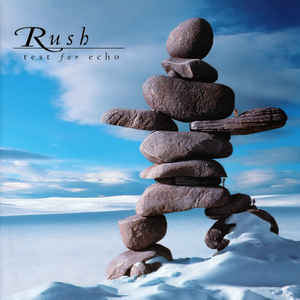 Rush TEST FOR ECHO (200 Gram/3 sides of audio + 4th side etching)