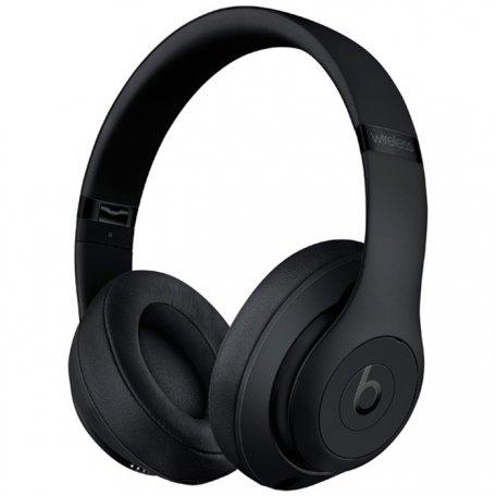 Beats Studio3 Wireless Over-Ear - Matte Black (MQ562ZE/A)