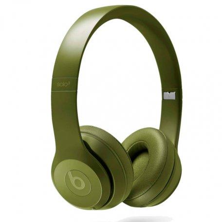 Beats Solo3 Wireless On-Ear Neighborhood Collection - Turf Green (MQ3C2ZE/A)