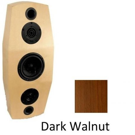 T+A TCI S 3 walnut dark