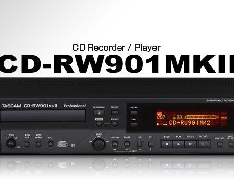 Tascam CD-RW901MKII