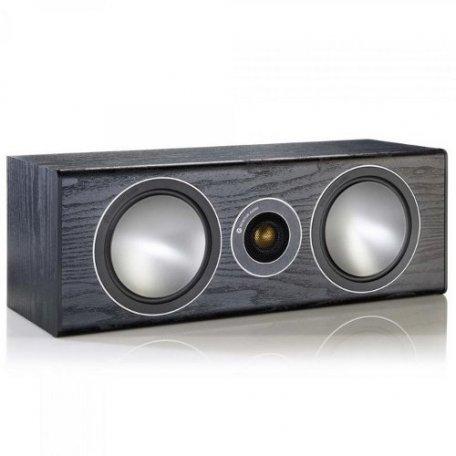 Monitor Audio Bronze Centre black oak