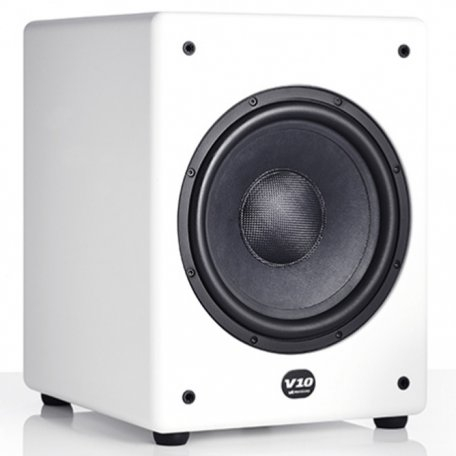 MK Sound V10 white