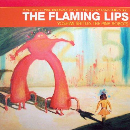 WM YOSHIMI BATTLES THE PINK ROBOT (Red vinyl)
