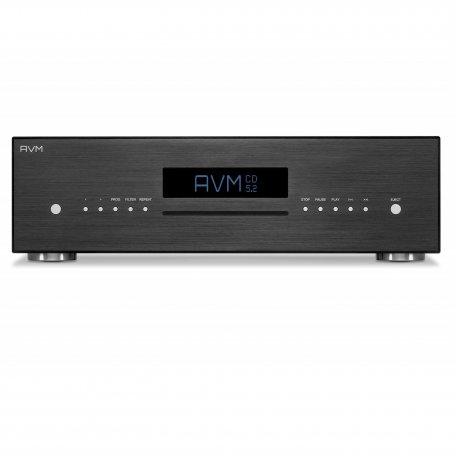 AVM Evolution CD5.2 Mk2 black