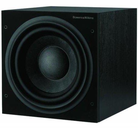 B&W ASW610 UK/EC black soft touch