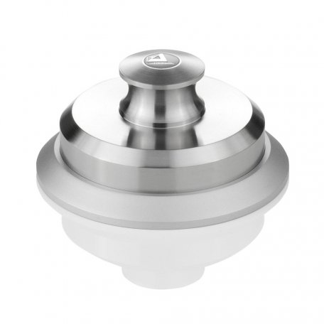 Clearaudio Innovation Clamp Silver