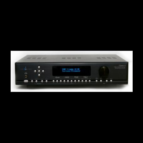 Cary Audio Cinema 12 black