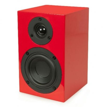 Pro-Ject Speaker Box 4 piano red