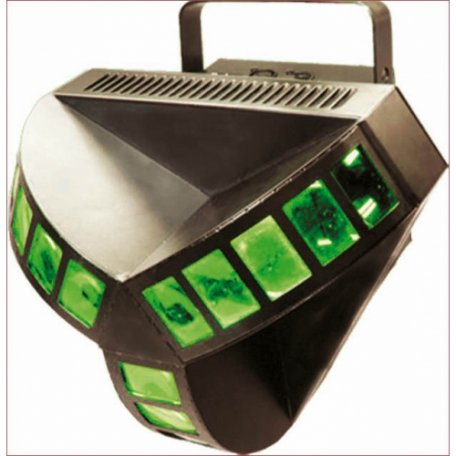 Flash LED MARS 2*10 W RGBW