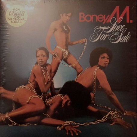 Boney M. LOVE FOR SALE (140 Gram)